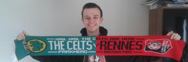 Mais pourquoi le Stade Rennais ? Ép. 1 : Connor (Glasgow)