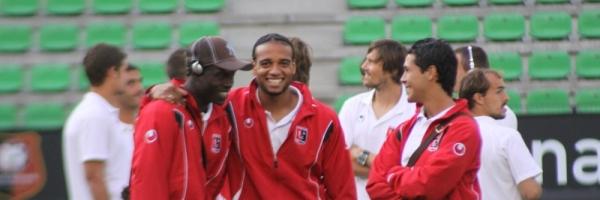 """Guillaume Borne : """"J'aime ce club et ce qu'il est en train de devenir depuis peu"""""""