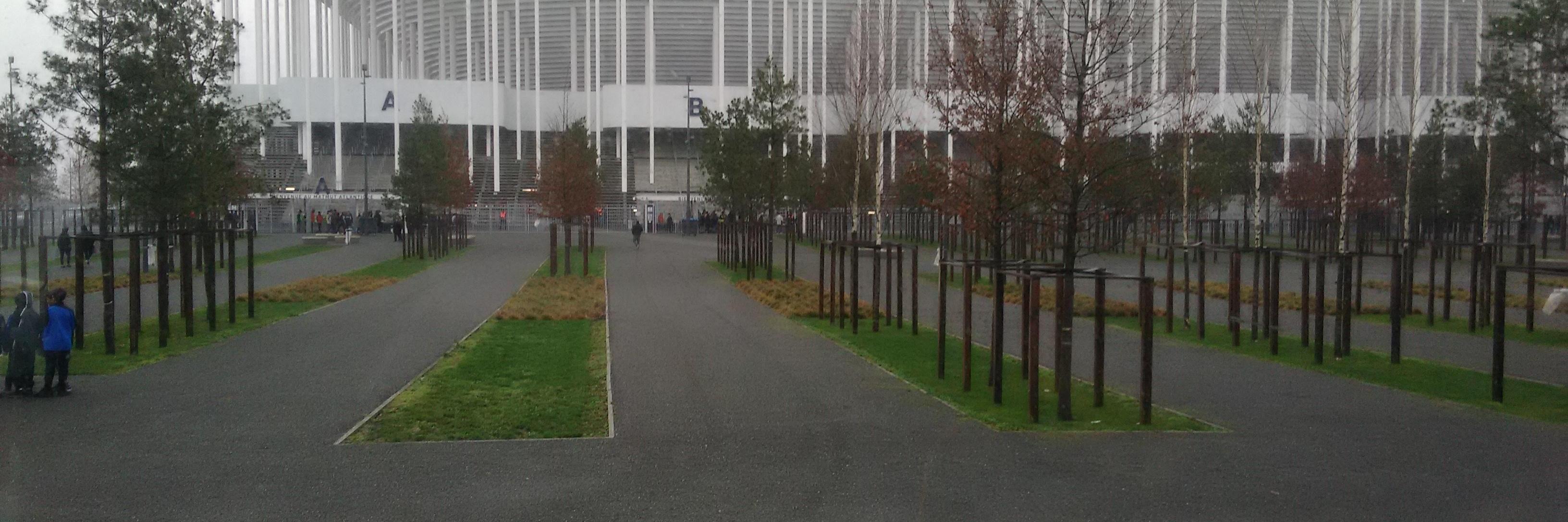 Retour sur Bordeaux-Rennes vu du stade